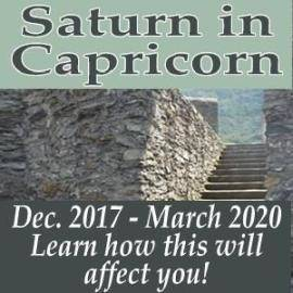 saturn in capricorn stairs