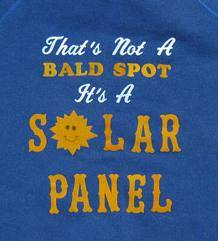 funny solar t shirt