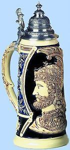 Mars God of War Beer Stein