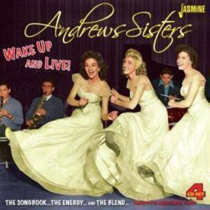 Andrew Sisters Album Cover