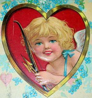 venus love valentine
