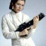 Star Wars: Princess Leia and Her Progressed Moon