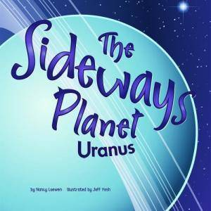 uranus the sideways planet