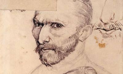 Vincent Van Godh sketch