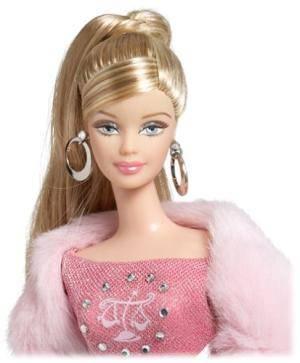 Libra barbie