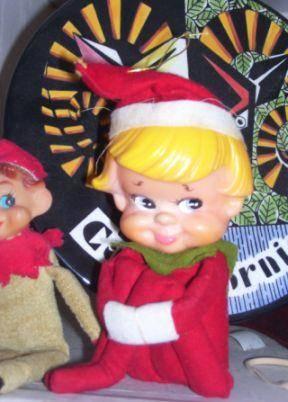 christmas elf elsaelsa