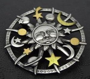 zodiac broach