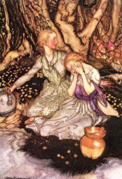 Goblin Market Down the glen