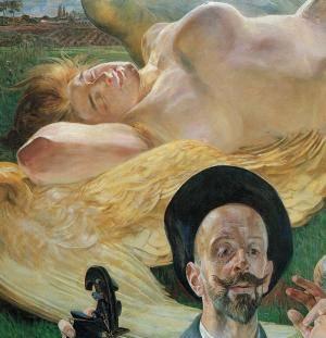 Dream of a Harpy by Jacek Malczewski 1907