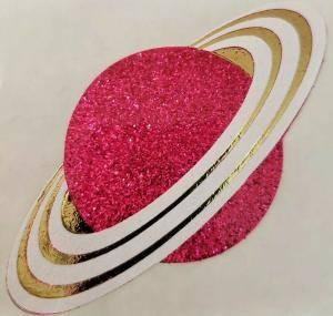 Saturn pink