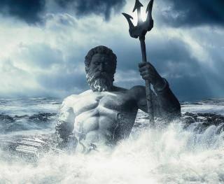 Neptune threatening