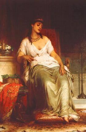 cleopatra femme fatale