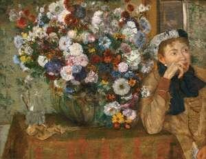 Degas woman
