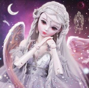 Virgo doll