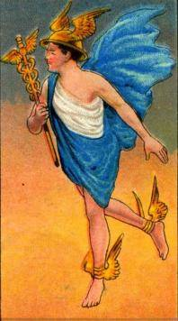 Mercury old card