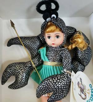 scorpio doll