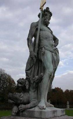 Pluto roman god