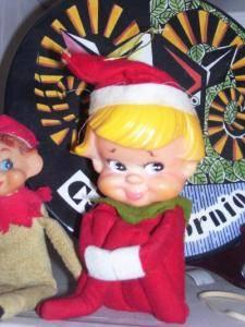 Christmas elf capricorn