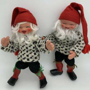 gemini twins christmas elves