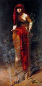Collier priestess