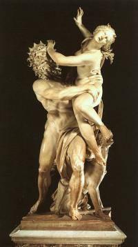 pluto persephone sculpture