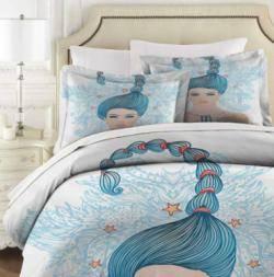virgo bedding