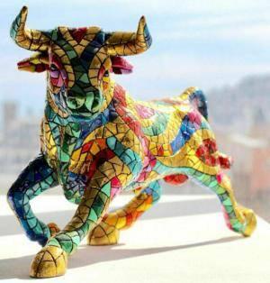 taurus bull barcino