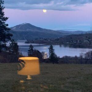river full moon