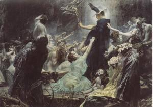 Hermes underworld