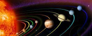 planets sun orbit