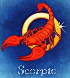 Scorpio gift