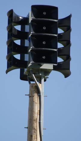 civil defense siren