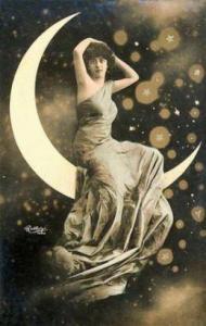 moon vintage