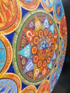 zodiac puzzle bright