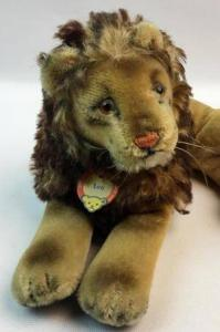 leo vintage german lion