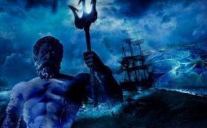 Neptune rough sea